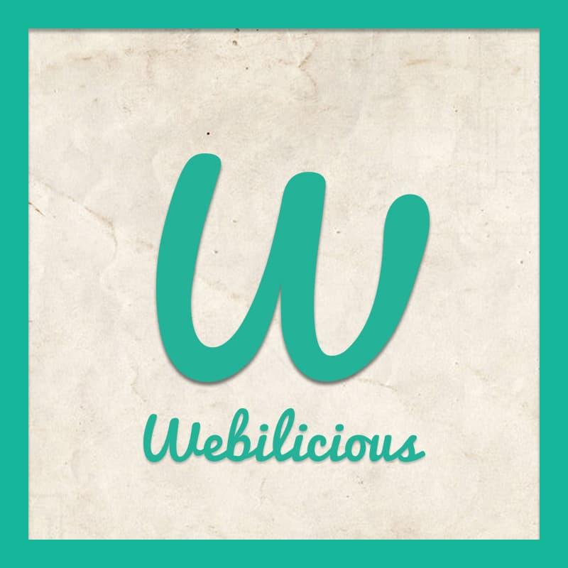 Webilicious