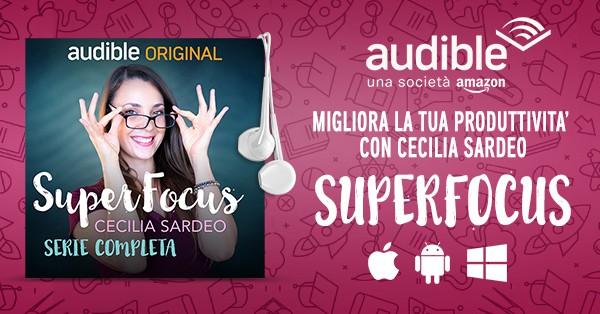 Super Focus podcast